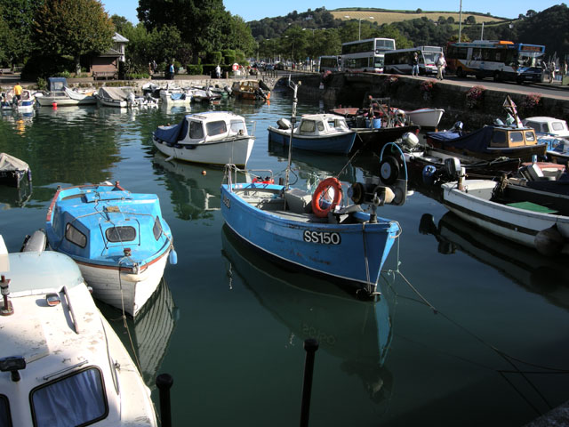 The boat float - geograph.org.uk - 574803