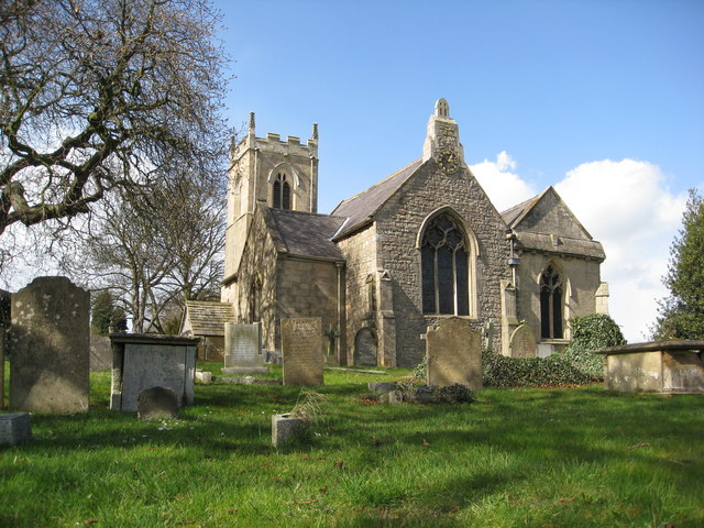 Thorpe Salvin - St. Peters Church View - geograph.org.uk - 747094