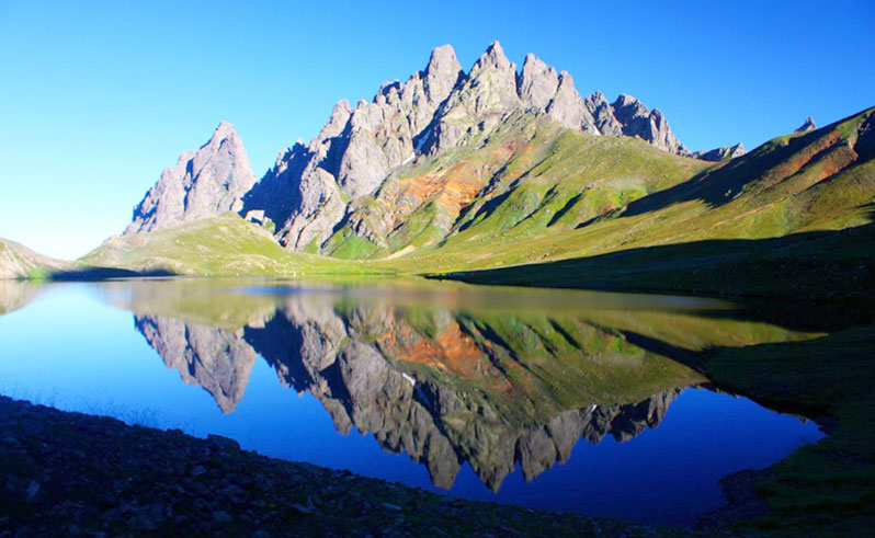 Tobavarchkhili Lakes