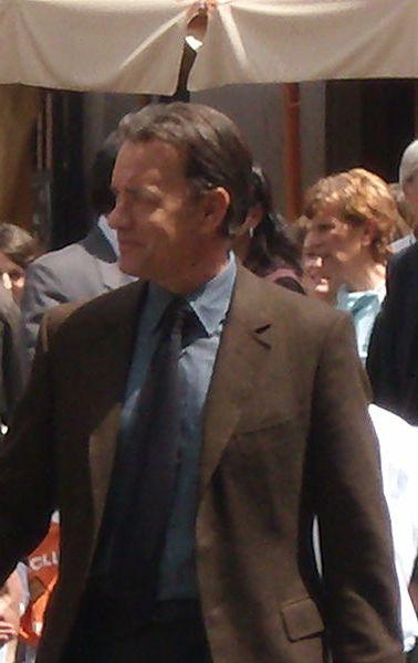 Tom Hanks as Robert Langdon