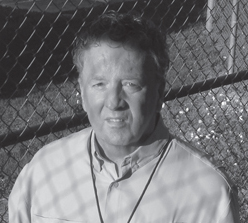 Tom Penders, UT men's basketball head coach from 1988 to 1998