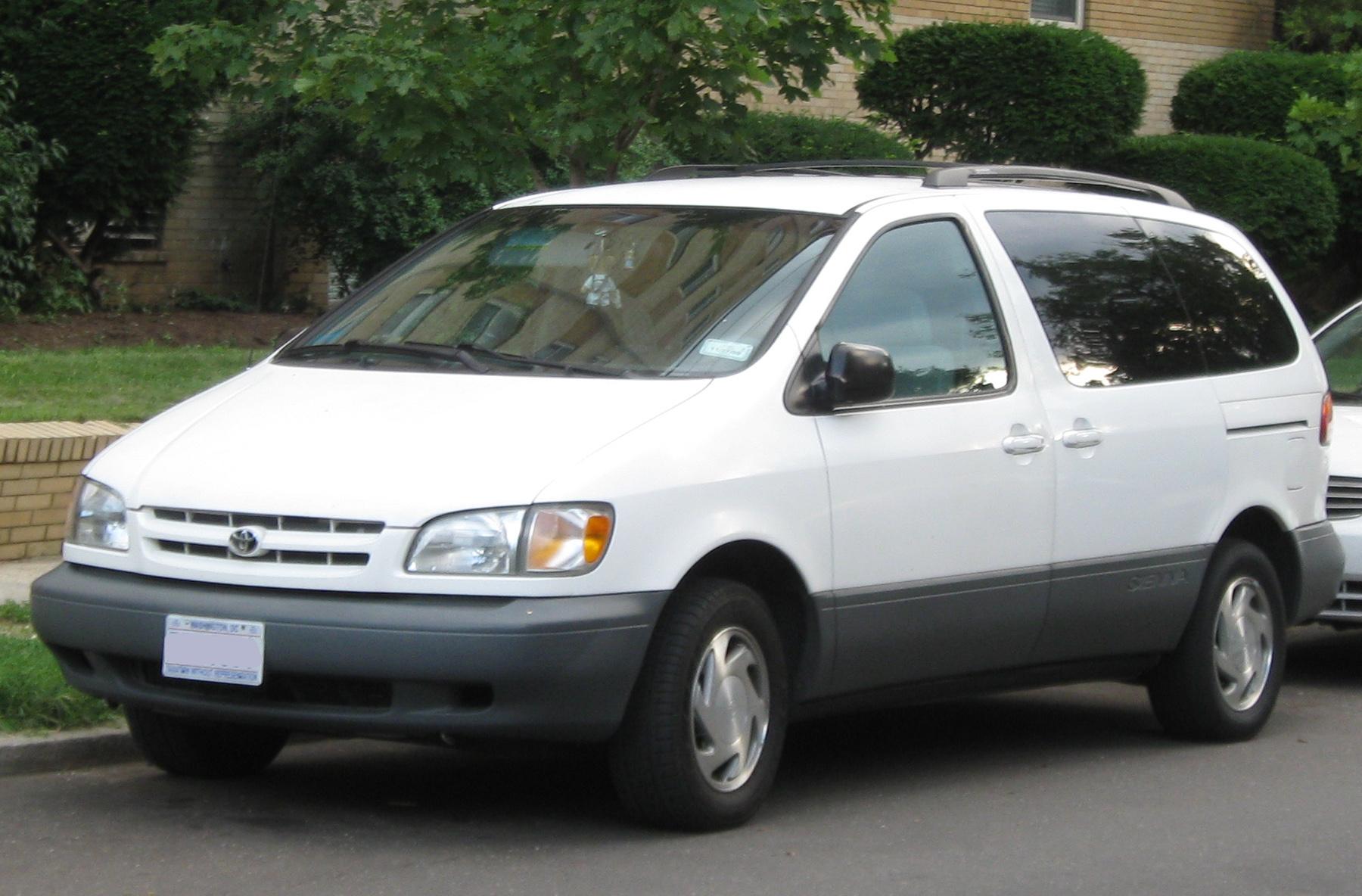 File:Toyota Sienna -- 07-09-2009.jpg - Wikipedia