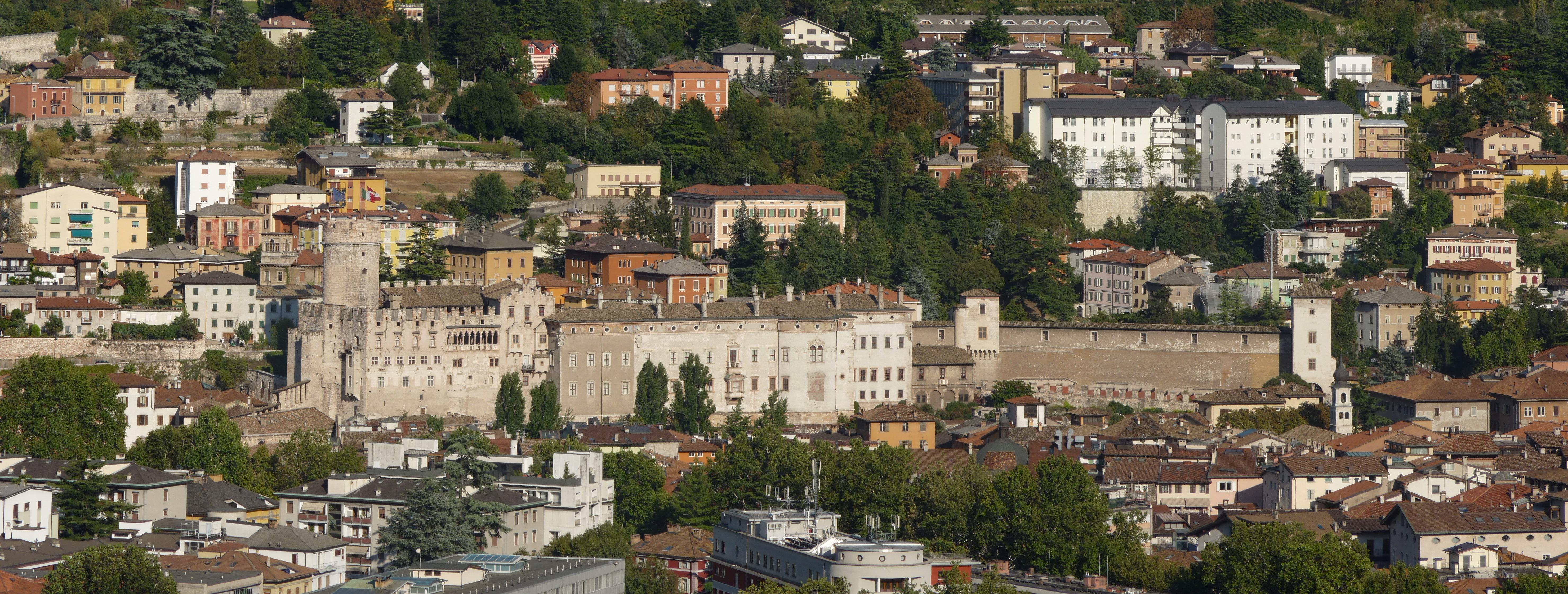 Historie medievali il castello del buonconsiglio - Finestre castelli medievali ...