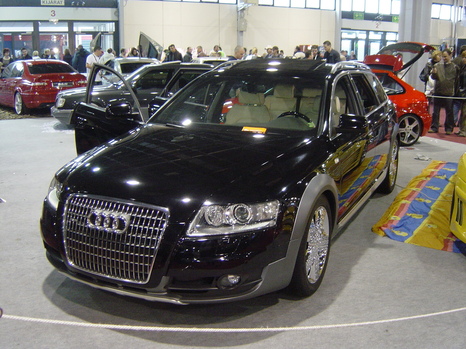 File Tuning Show 2008 036 Audi A6 Jpg Wikimedia Commons