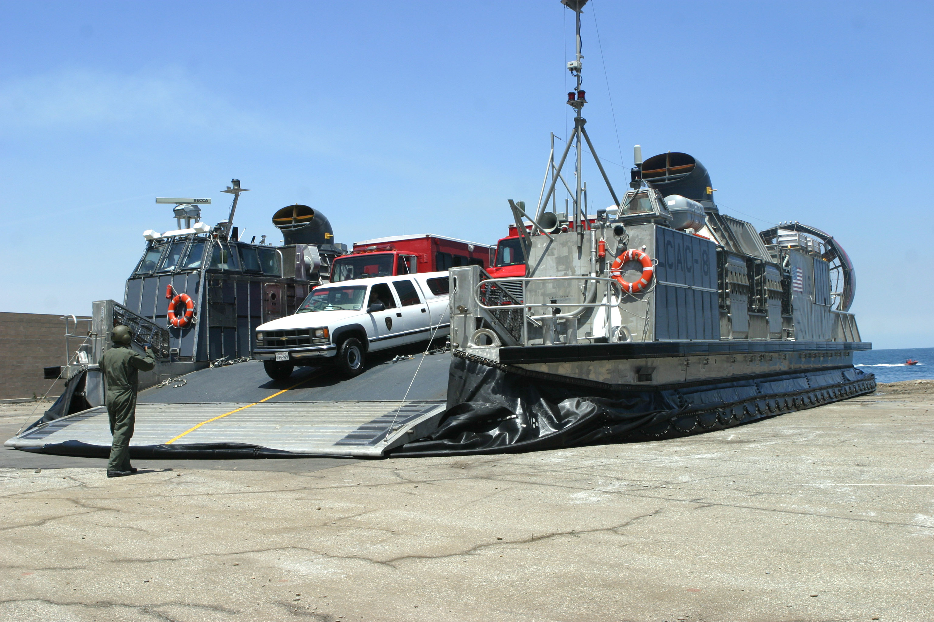 Landing Craft Air Cushion Arma
