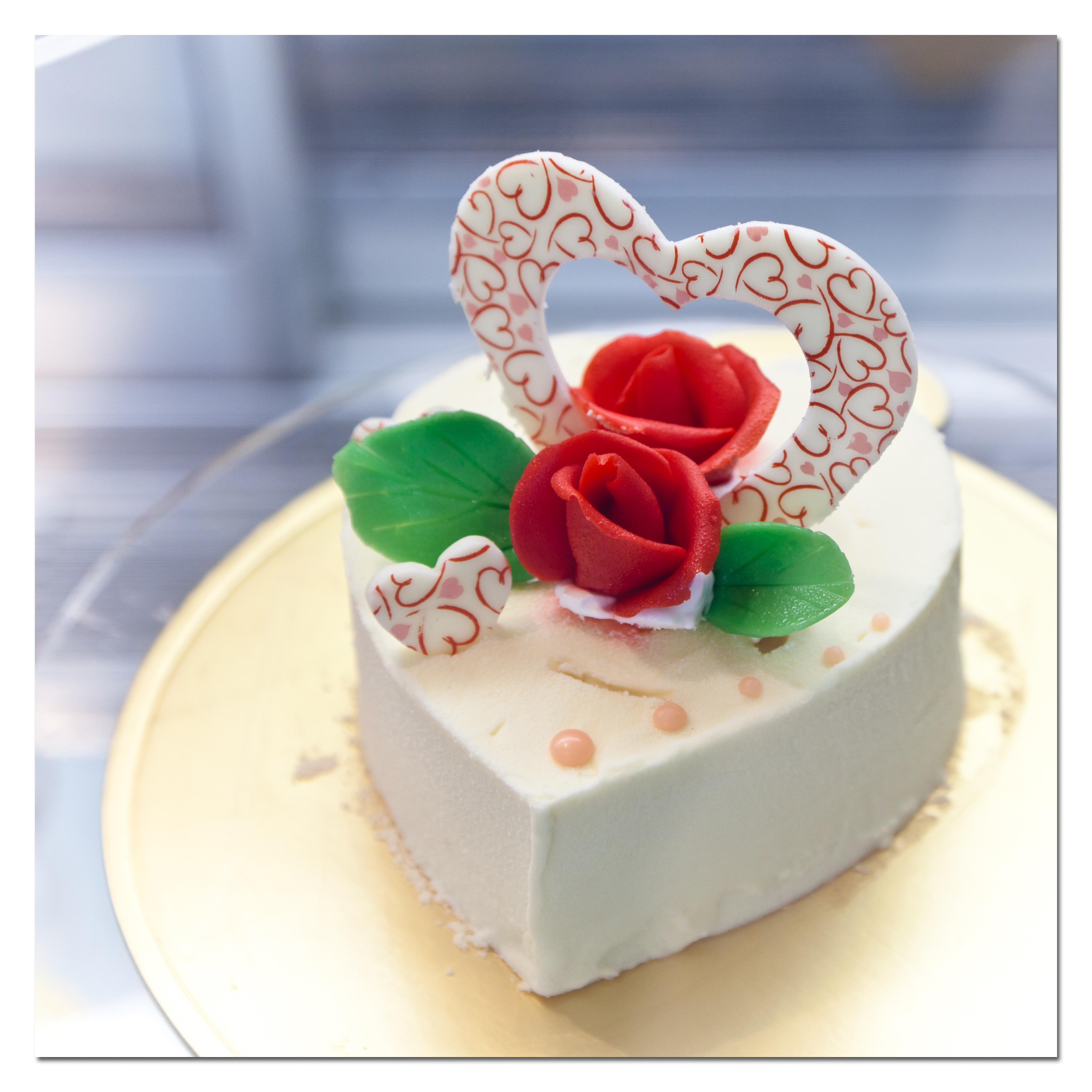 File Valentines Day Cake Jpg Wikimedia Commons