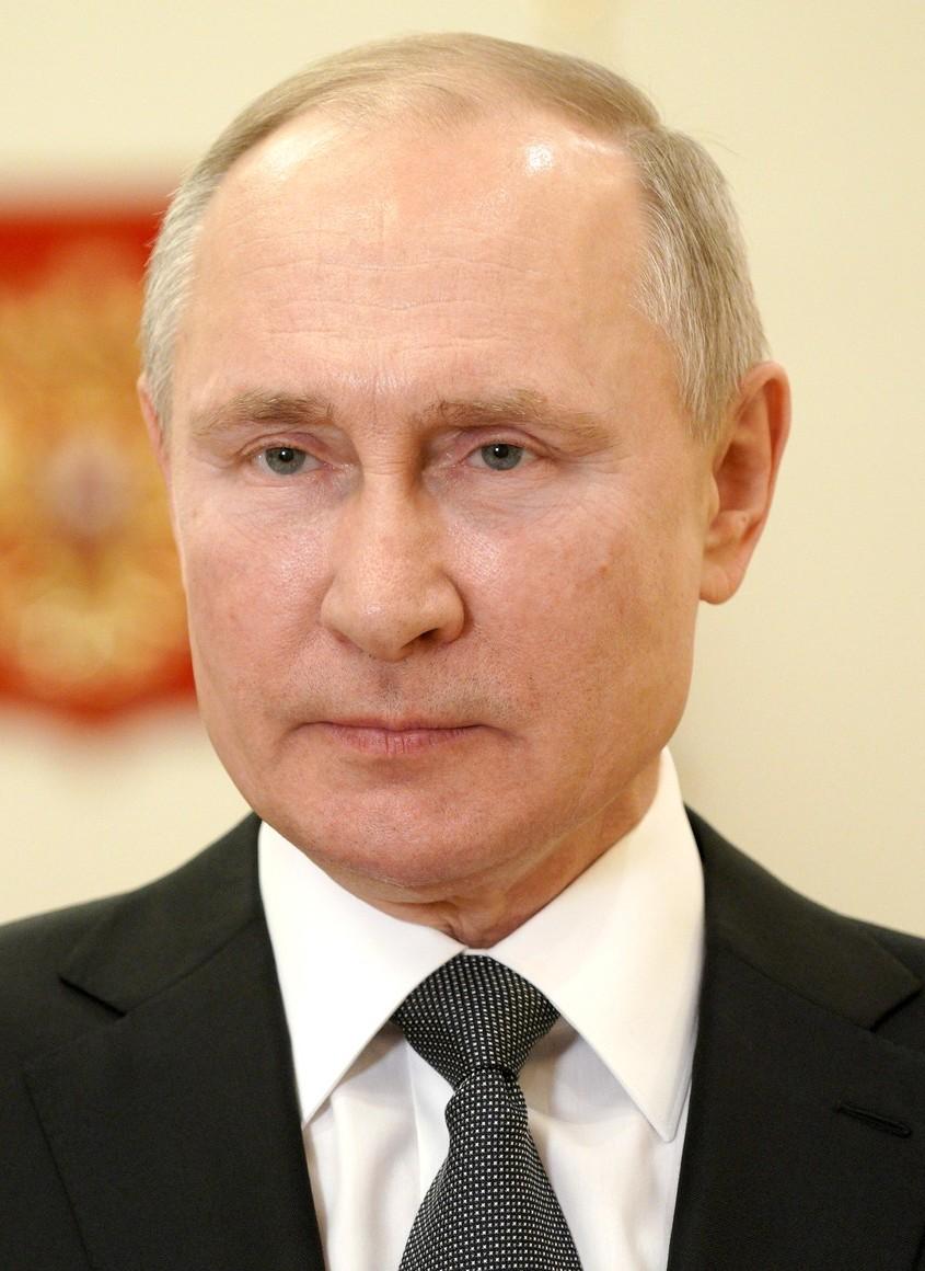 ウラジーミル・プーチン