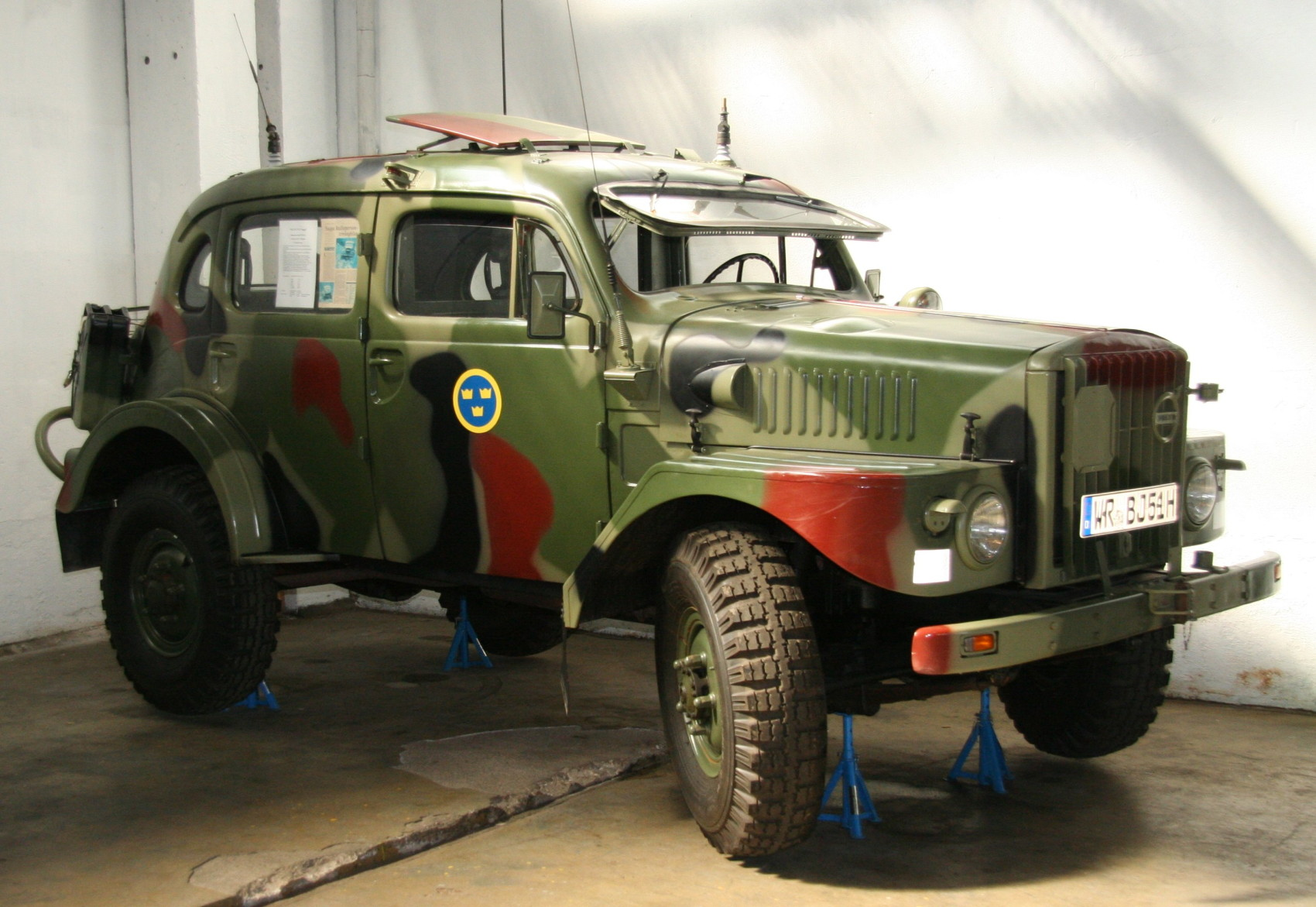 4X4 For Sale >> File:Volvo TP21 2.jpg - Wikimedia Commons