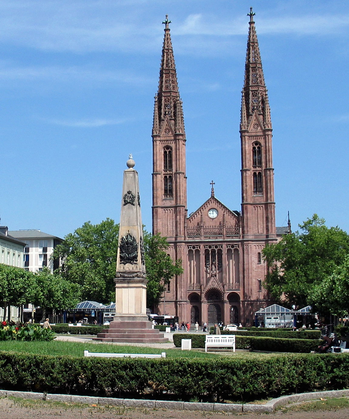 Wiesbaden Germany  city images : ... visiting Germany for the first time! xpost /r/Germany : Wiesbaden