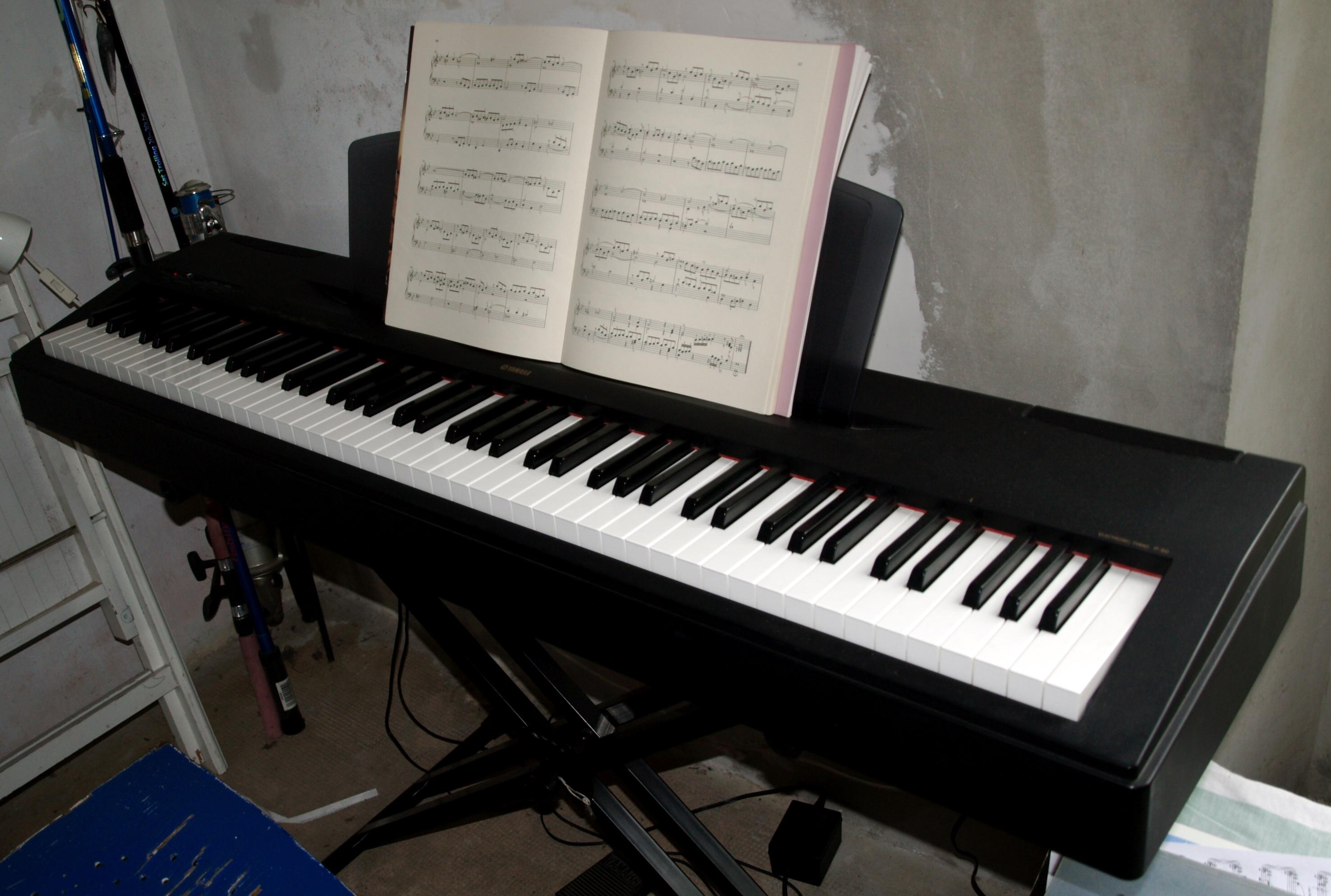 Yamaha Electric Piano Repair