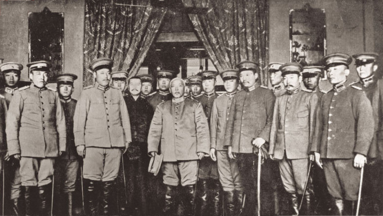 a history of the 1911 chinese revolution A brief history of chinese civilization the xinhai revolution is also known as the chinese revolution or the revolution of 1911.