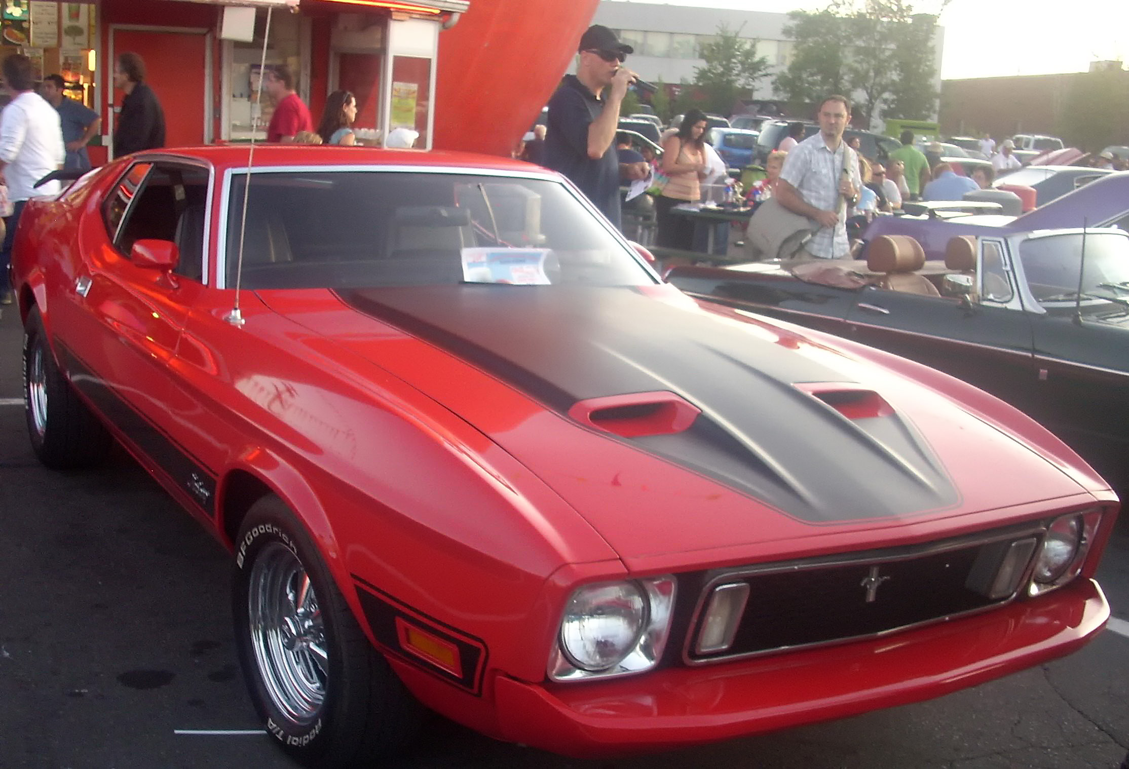 File73 ford mustang mach i orange julep jpg