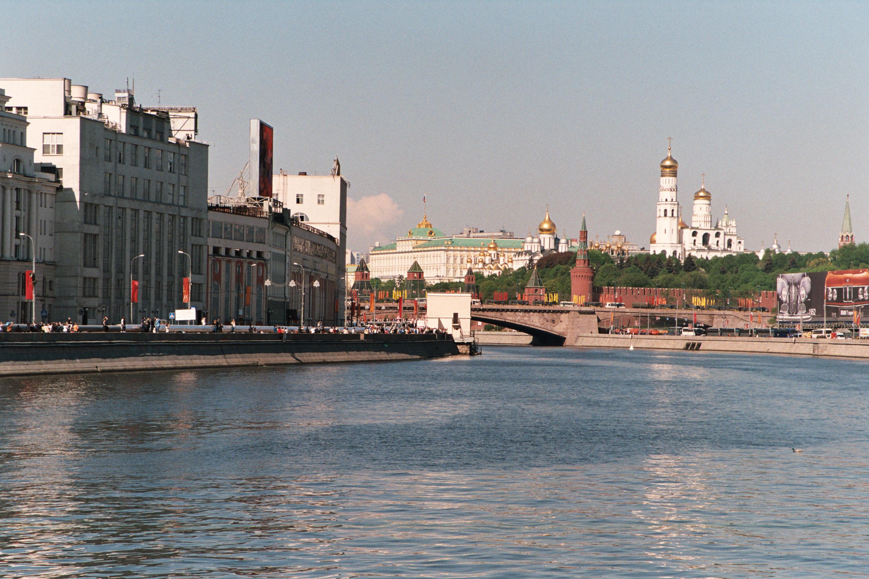 Картинки вида на реку нара зимой