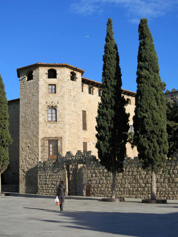 File 065 monestir de sant cugat del vall s palau abacial - Cugat del valles ...