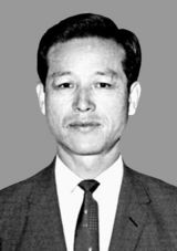Kim Jong-pil South Korean politician