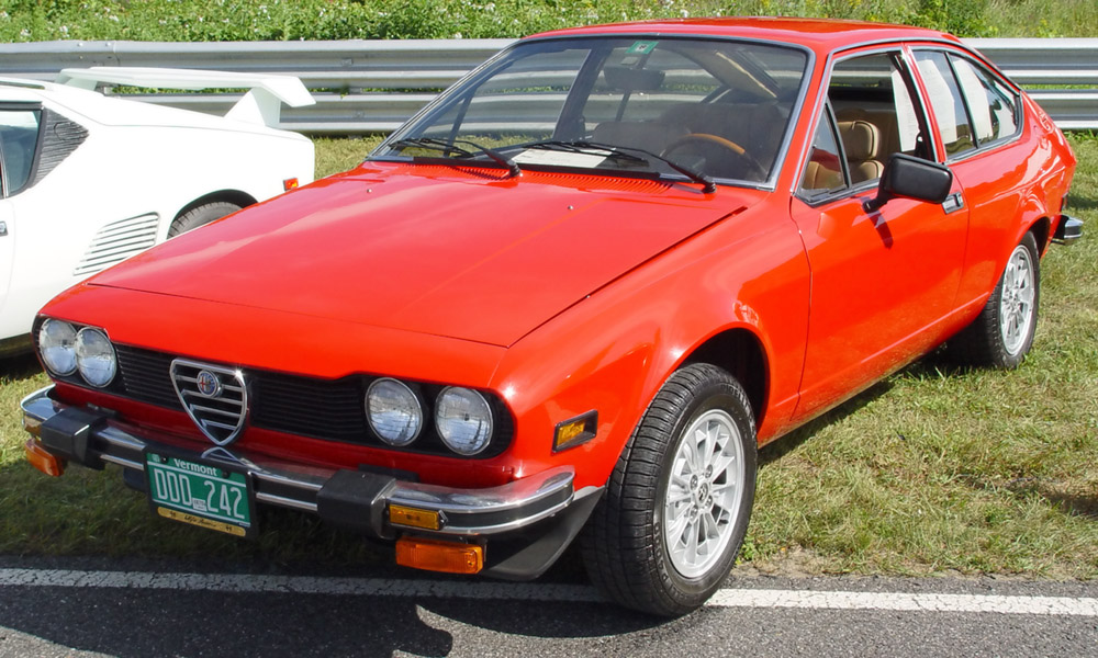 1976 Alfa Romeo Gtv
