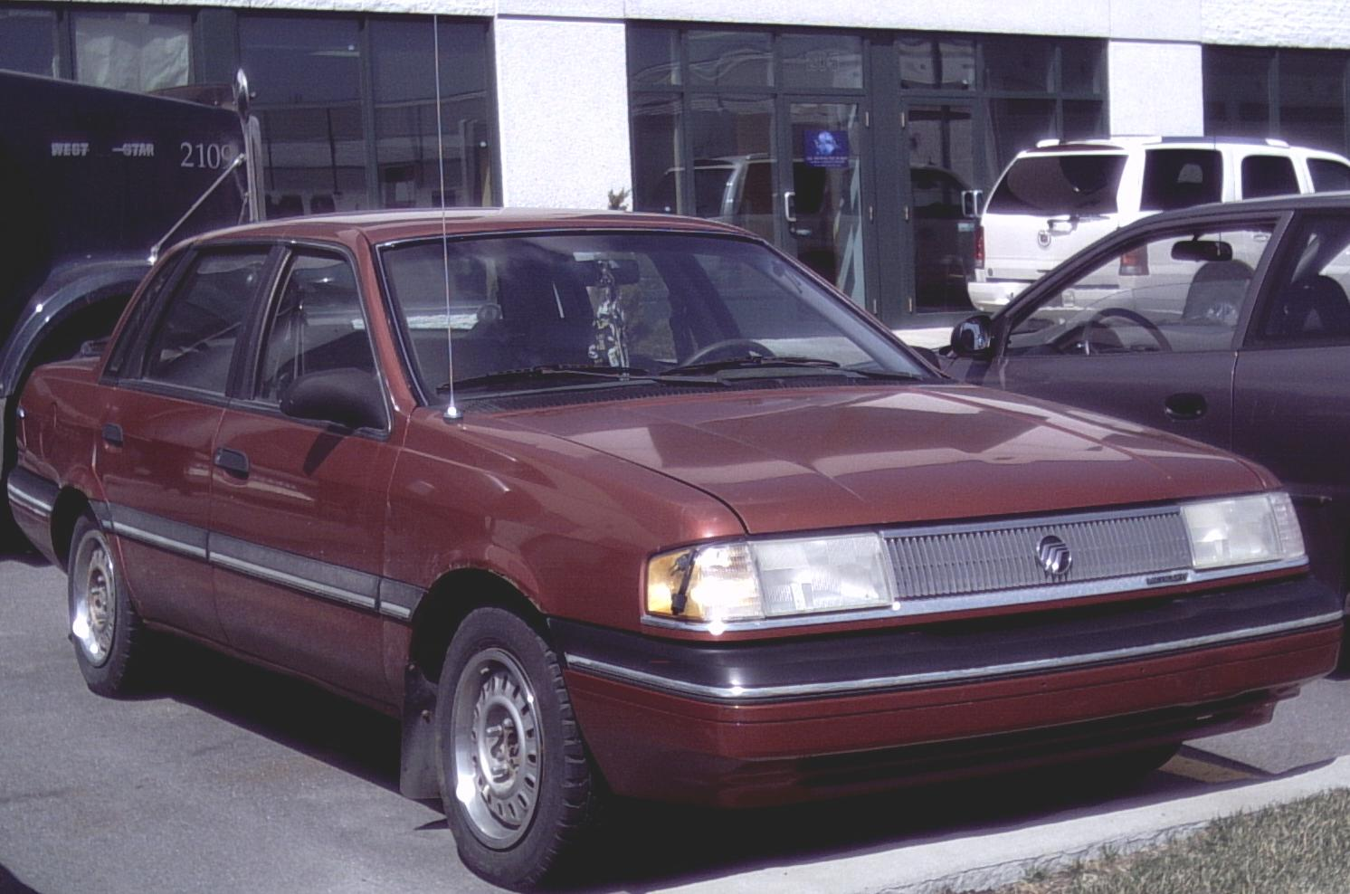 download photo 1991 mercury topaz