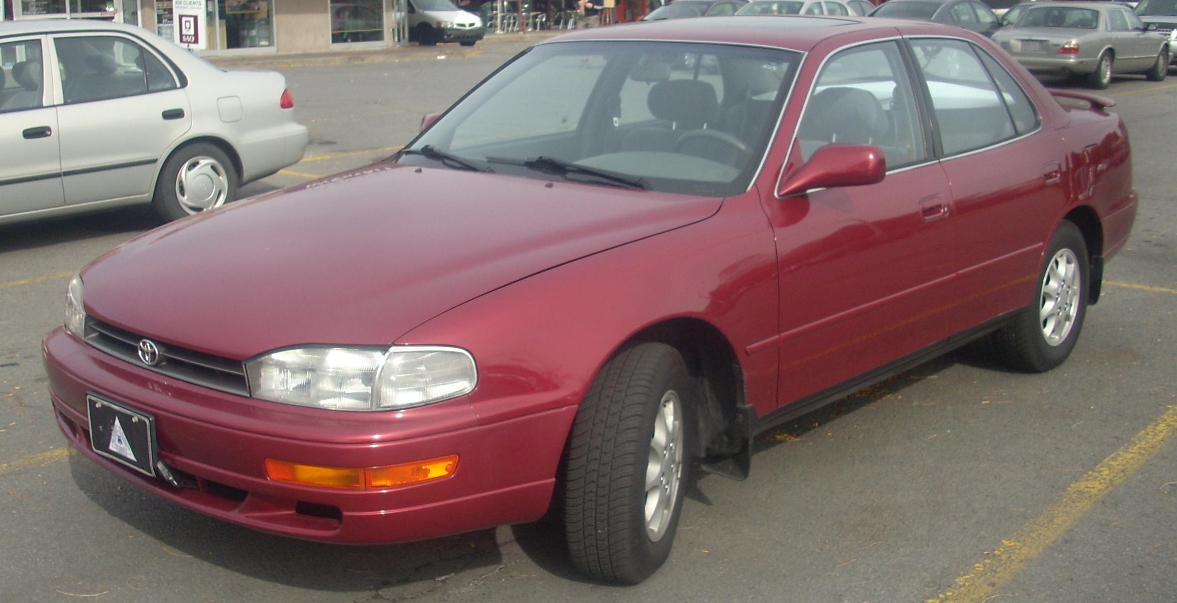 Тойота камри 1992 фото