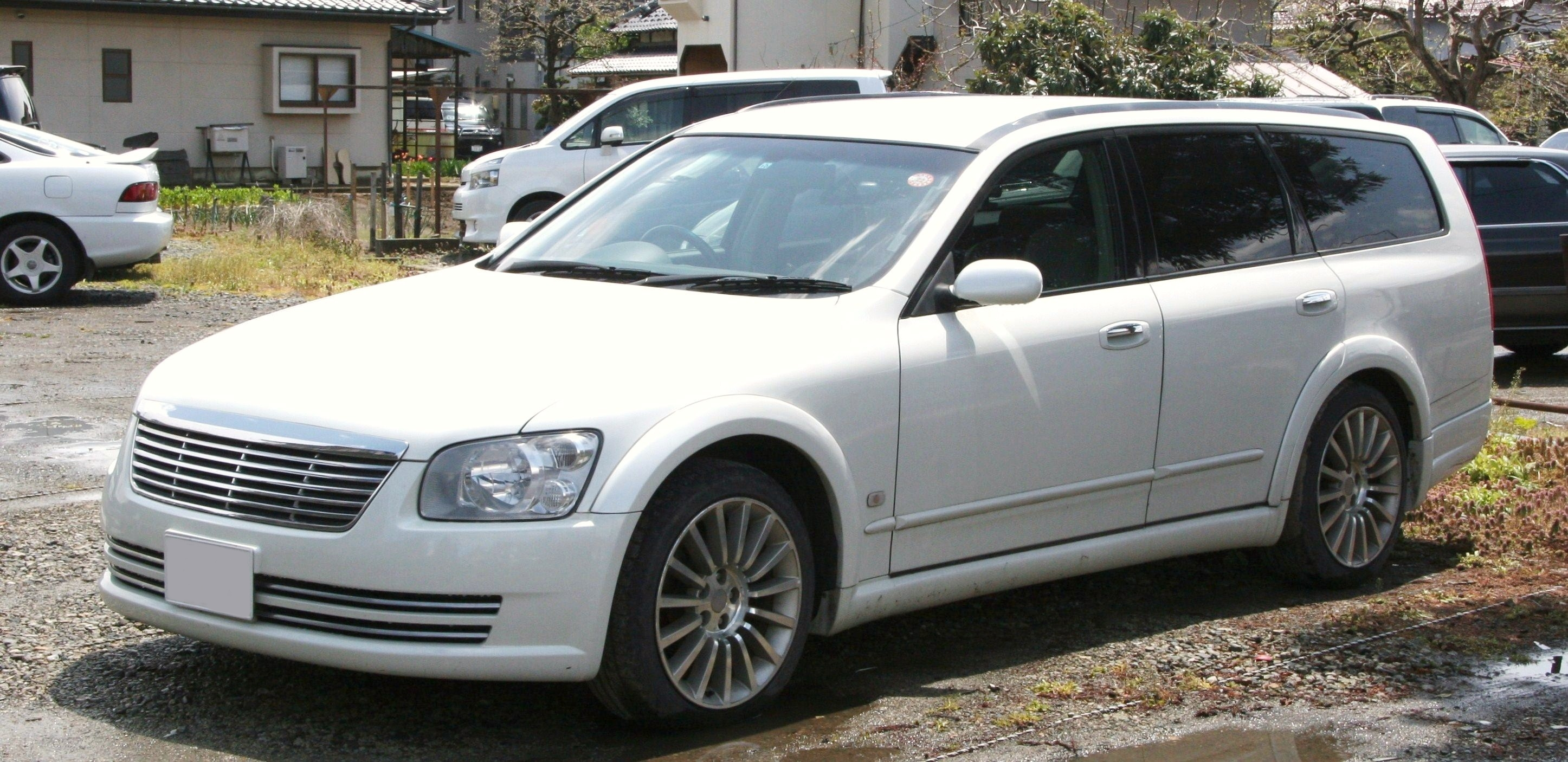 1000 Images About Nissan Stagea On Pinterest Nissan