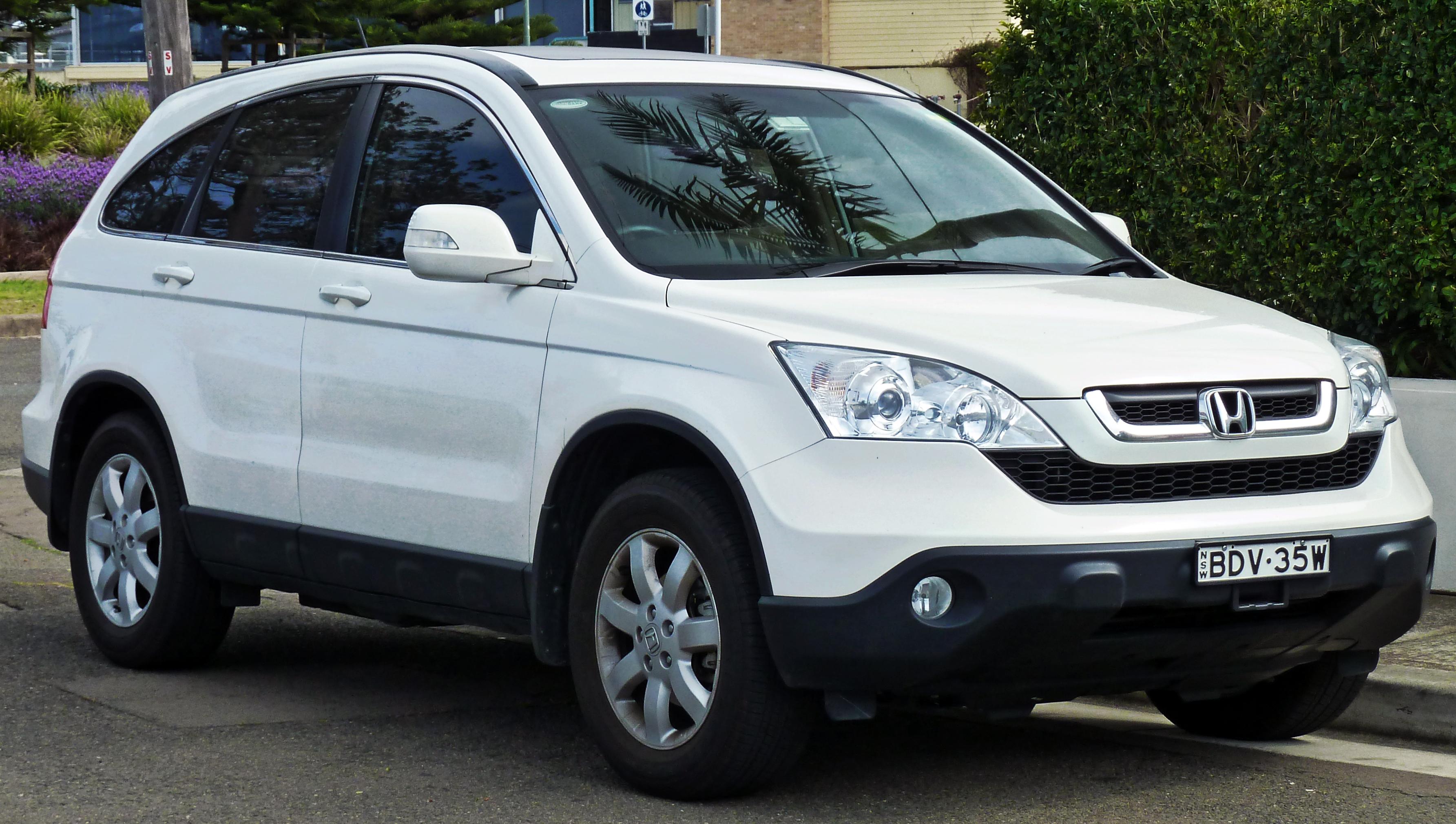 file 2007 2009 honda cr v re my2007 luxury wagon 02     wikimedia
