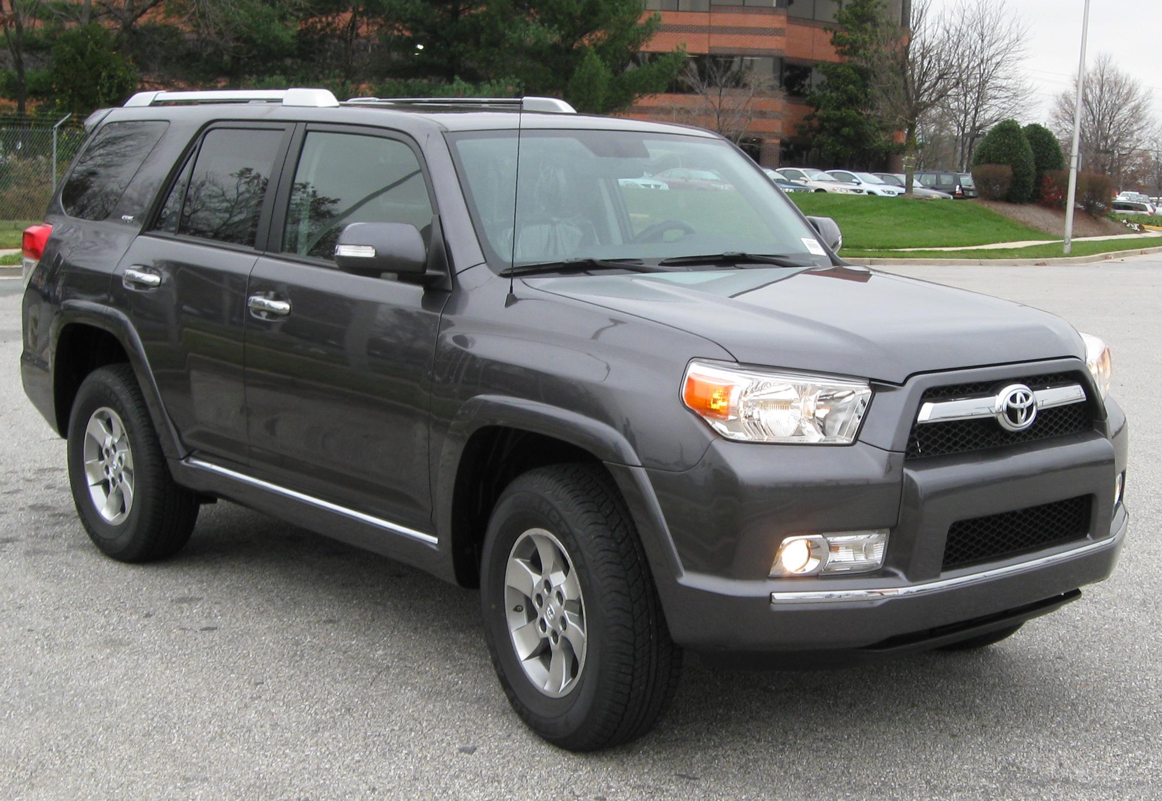 Toyota 4runner Wikiwand