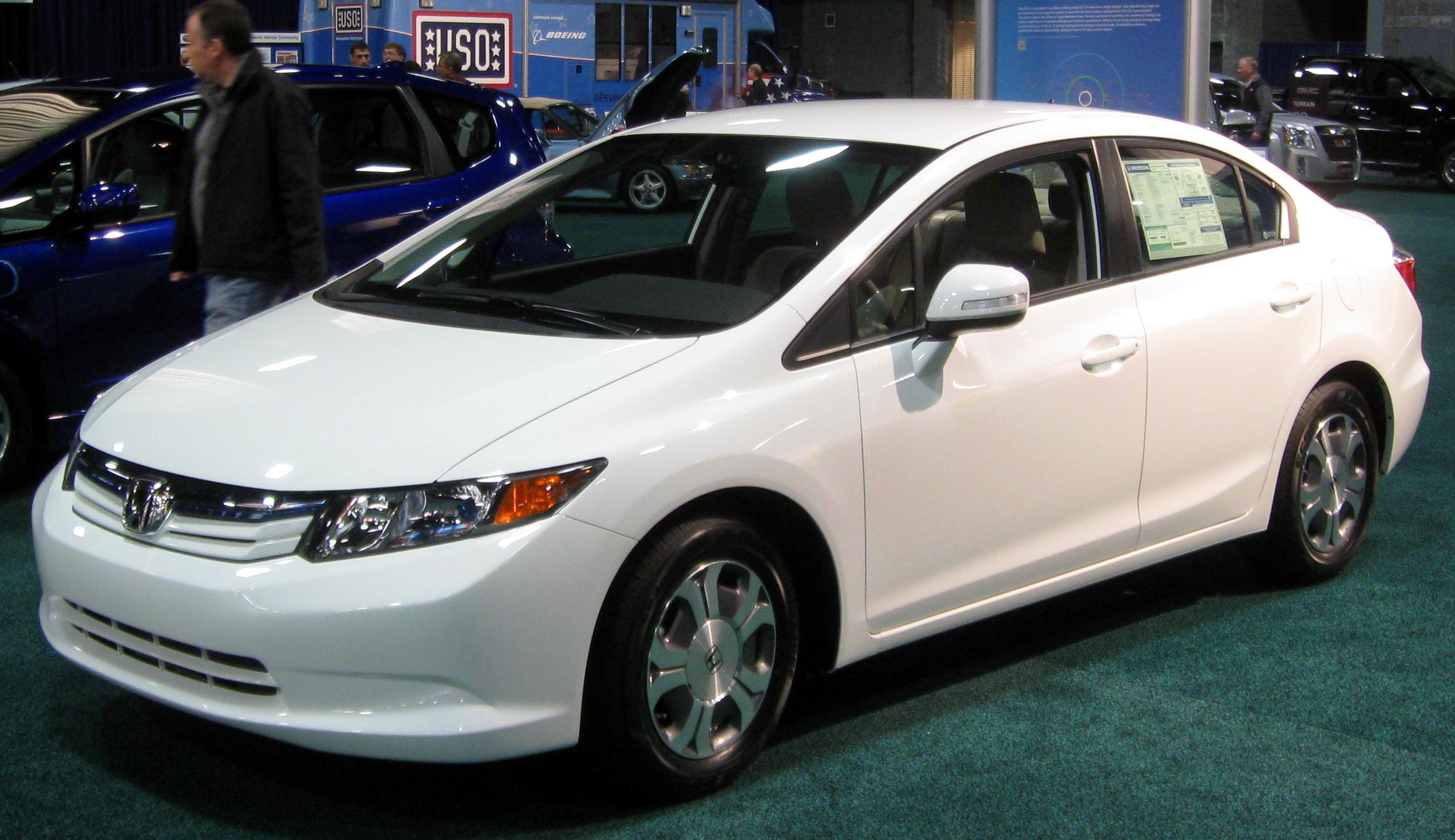 File:2012 Honda Civic Hybrid -- 2012 DC 1.JPG - Wikimedia Commons