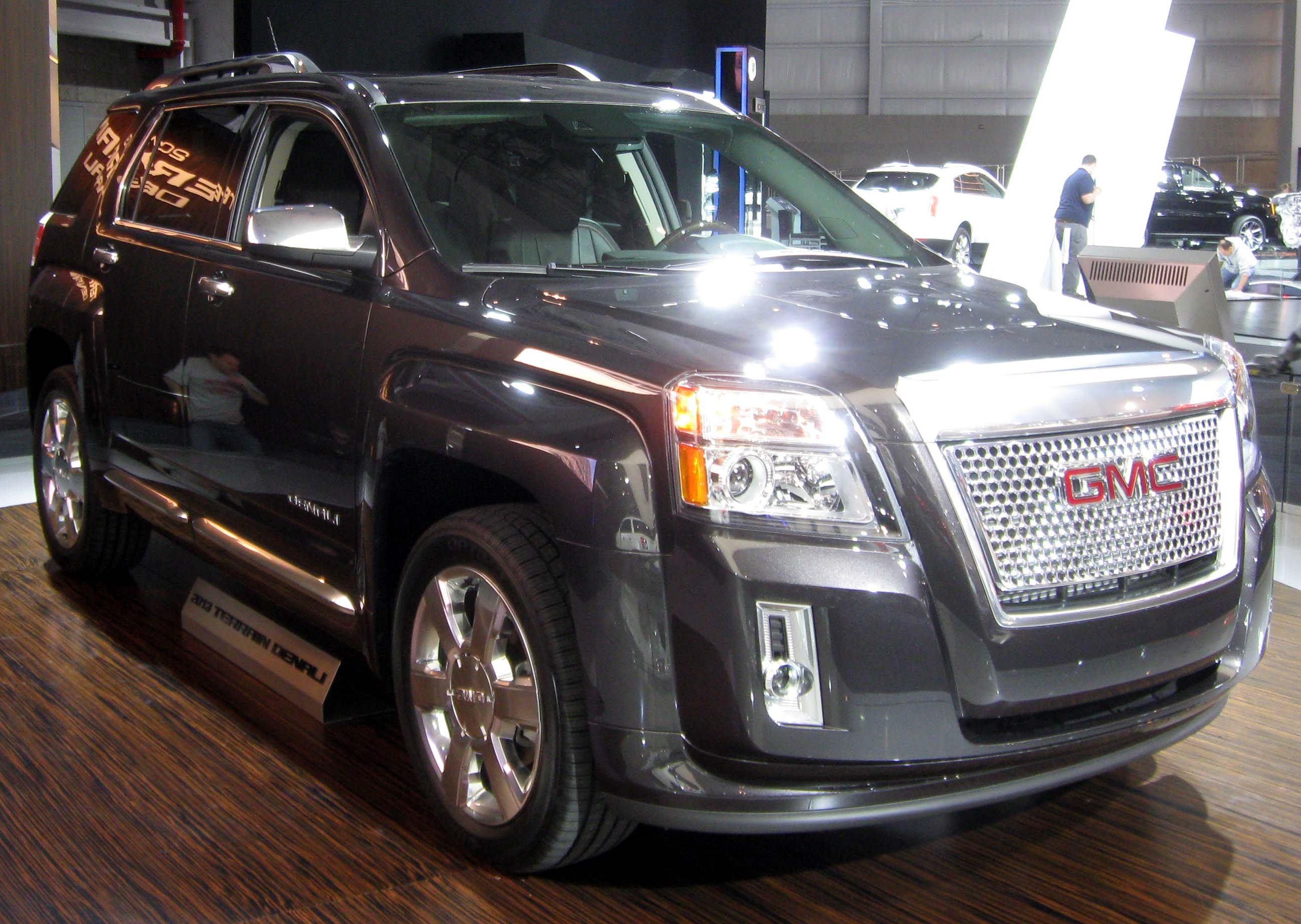 certified detail terrain sle at used suv gmc