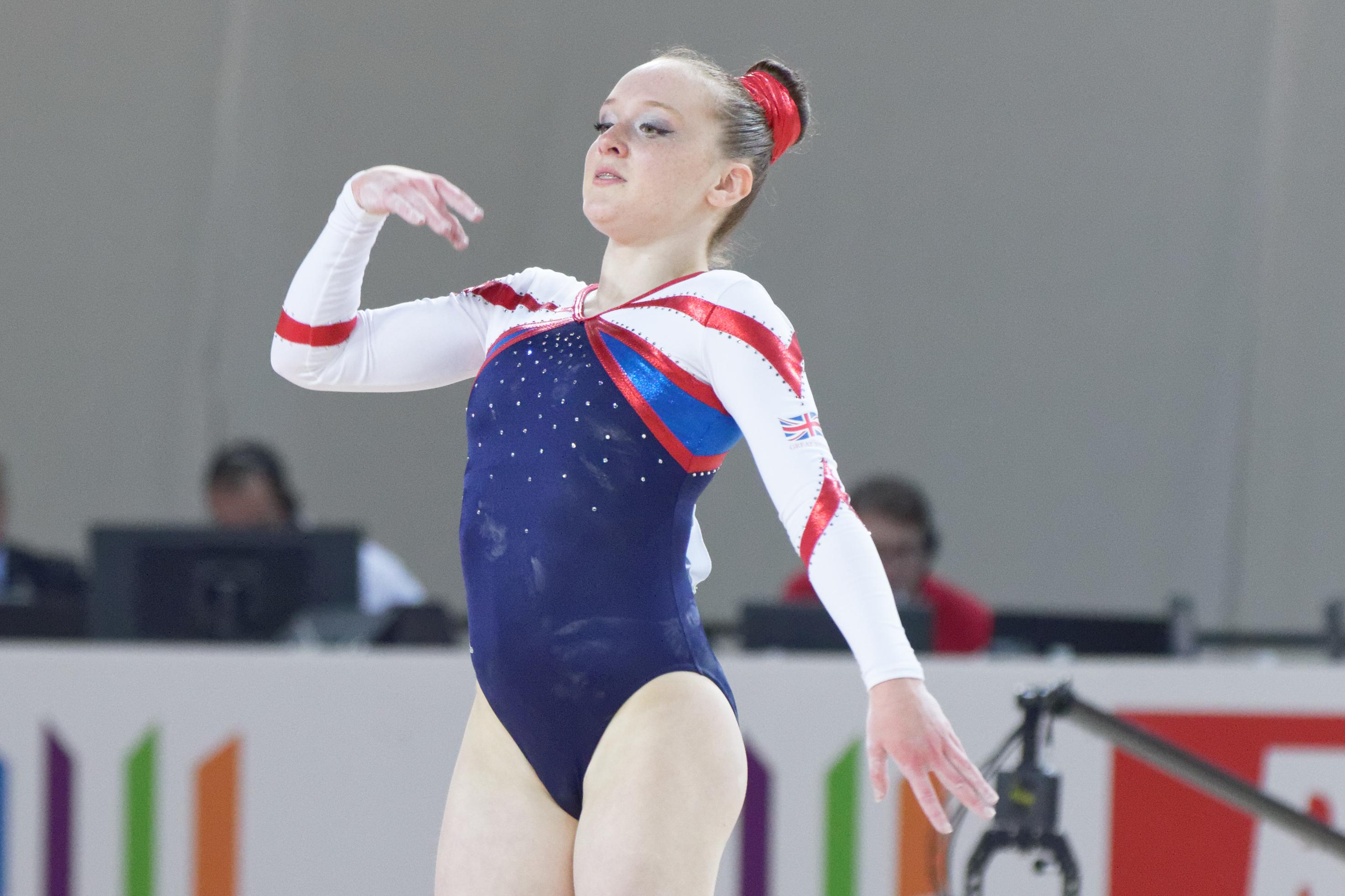 Amy Tinkler european championships