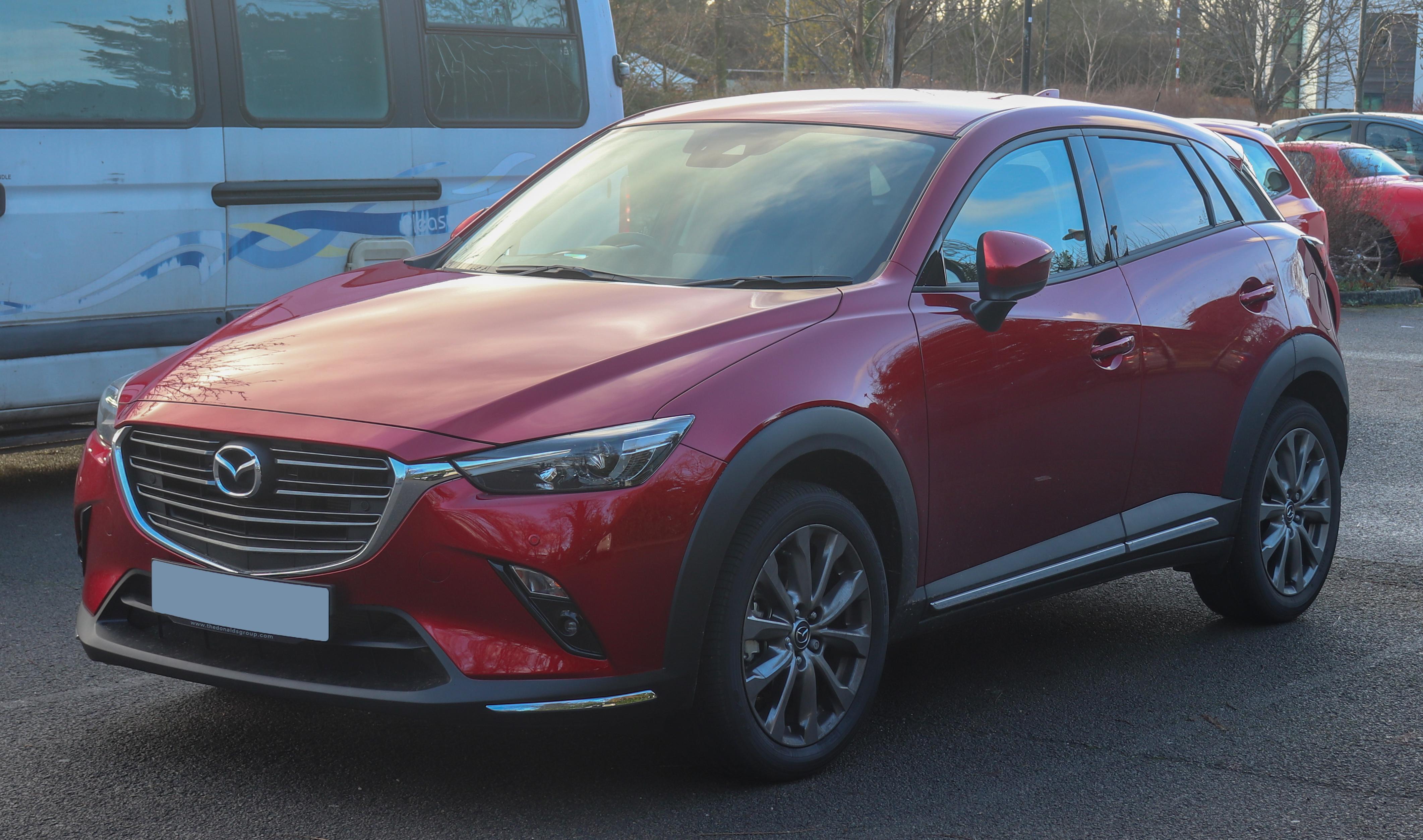 Kekurangan Mazda Cx 3 4X4 Harga