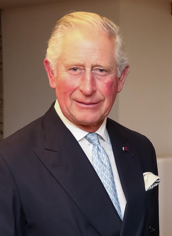 Carlos, Príncipe de Gales – Wikipédia, a enciclopédia livre