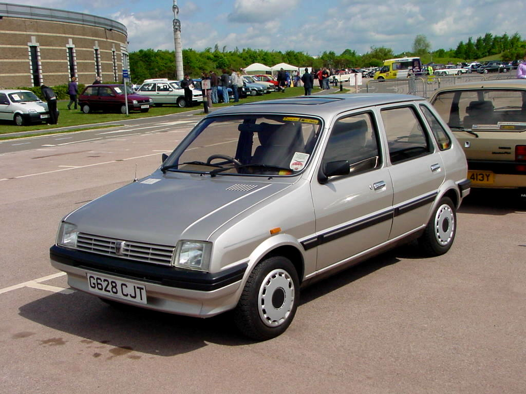254 - October 1989 grey Austin Metro 1.3 GS.jpg