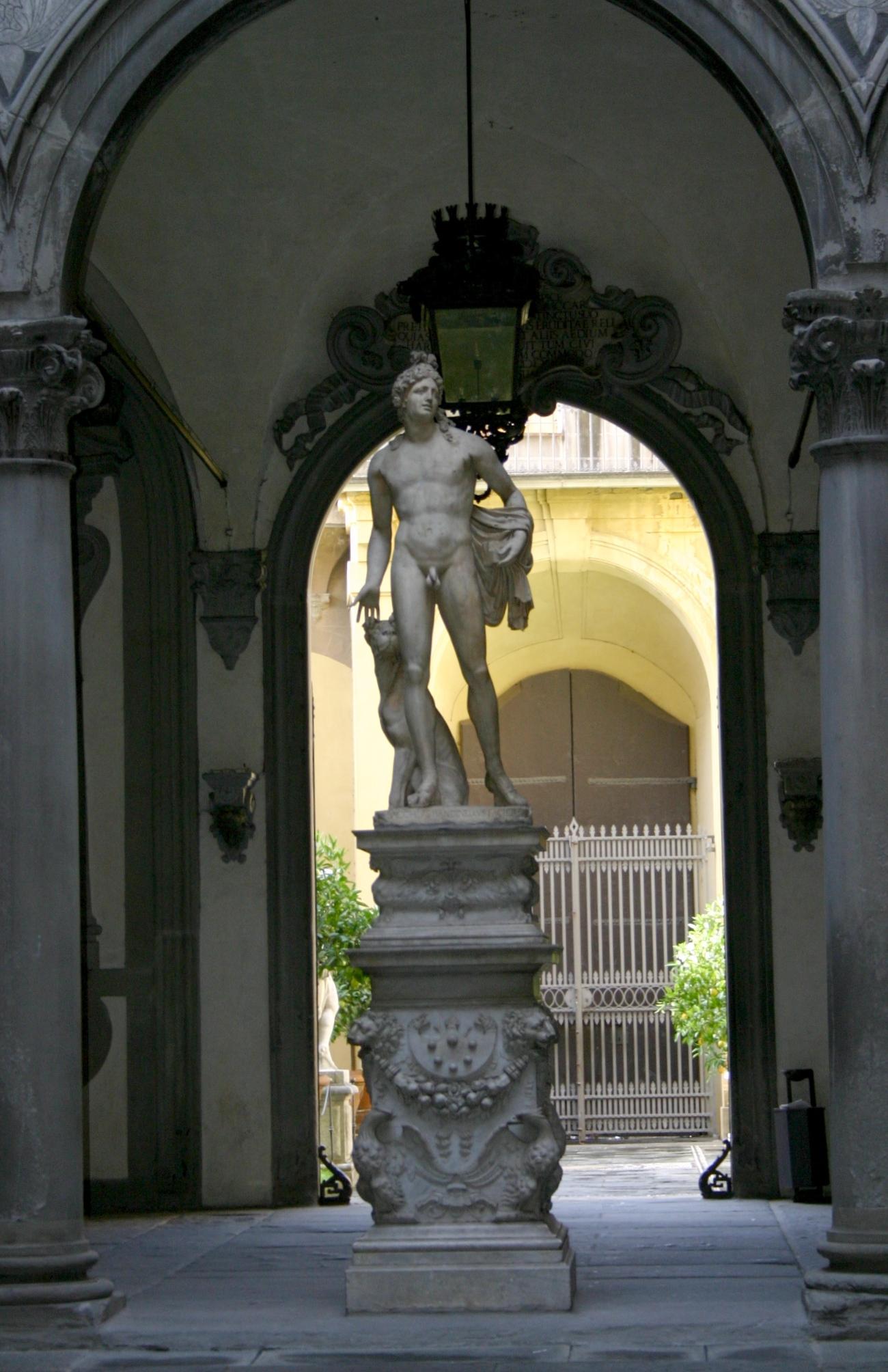 File:2793 - Firenze - Palazzo Medici Riccardi - Baccio ...