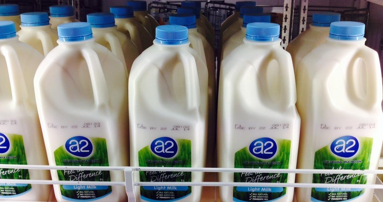 Why Drink Organic Whole Milk