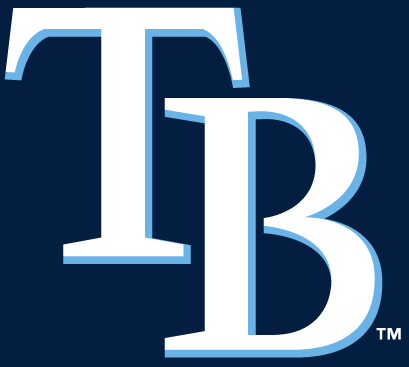 English: Logo of the Tampa Bay Rays. Category:...