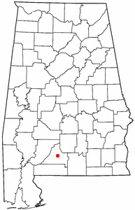 Loko di Evergreen, Alabama