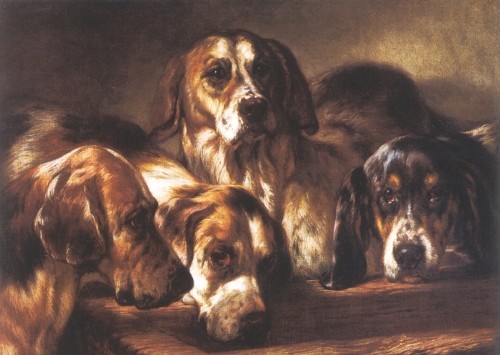 Adam Benno French Hounds