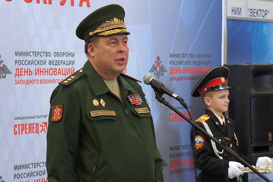 генерал-полковник анатолий сидоров википедия Сидоров Анатолий Алексеевич - Myrotvorets.center