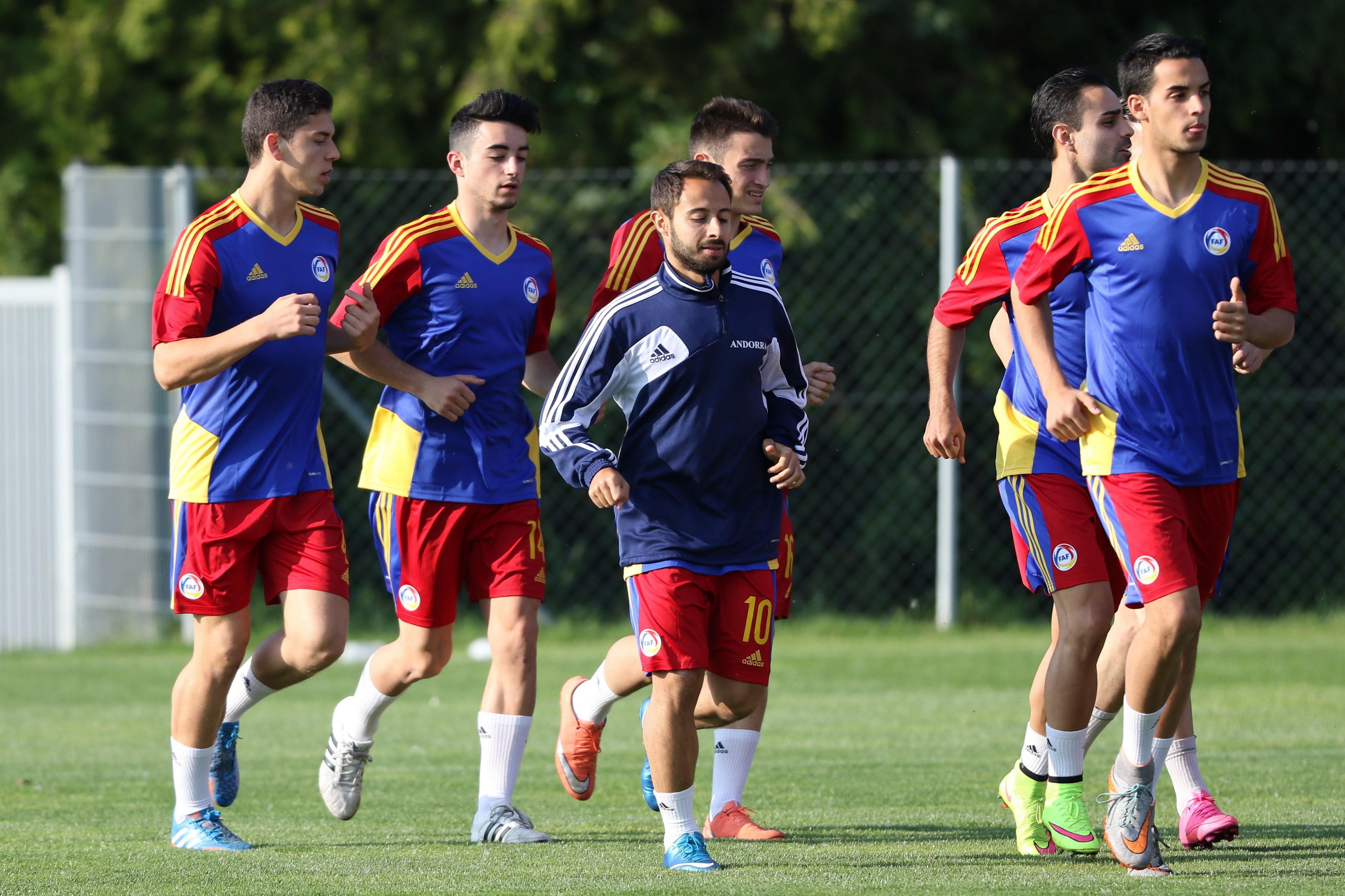 Image result for andorra national team