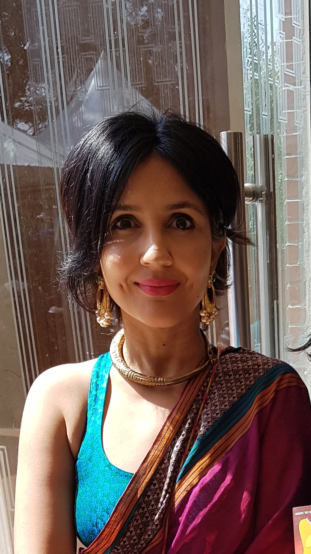 Anuja Chauhan - Wikipedia