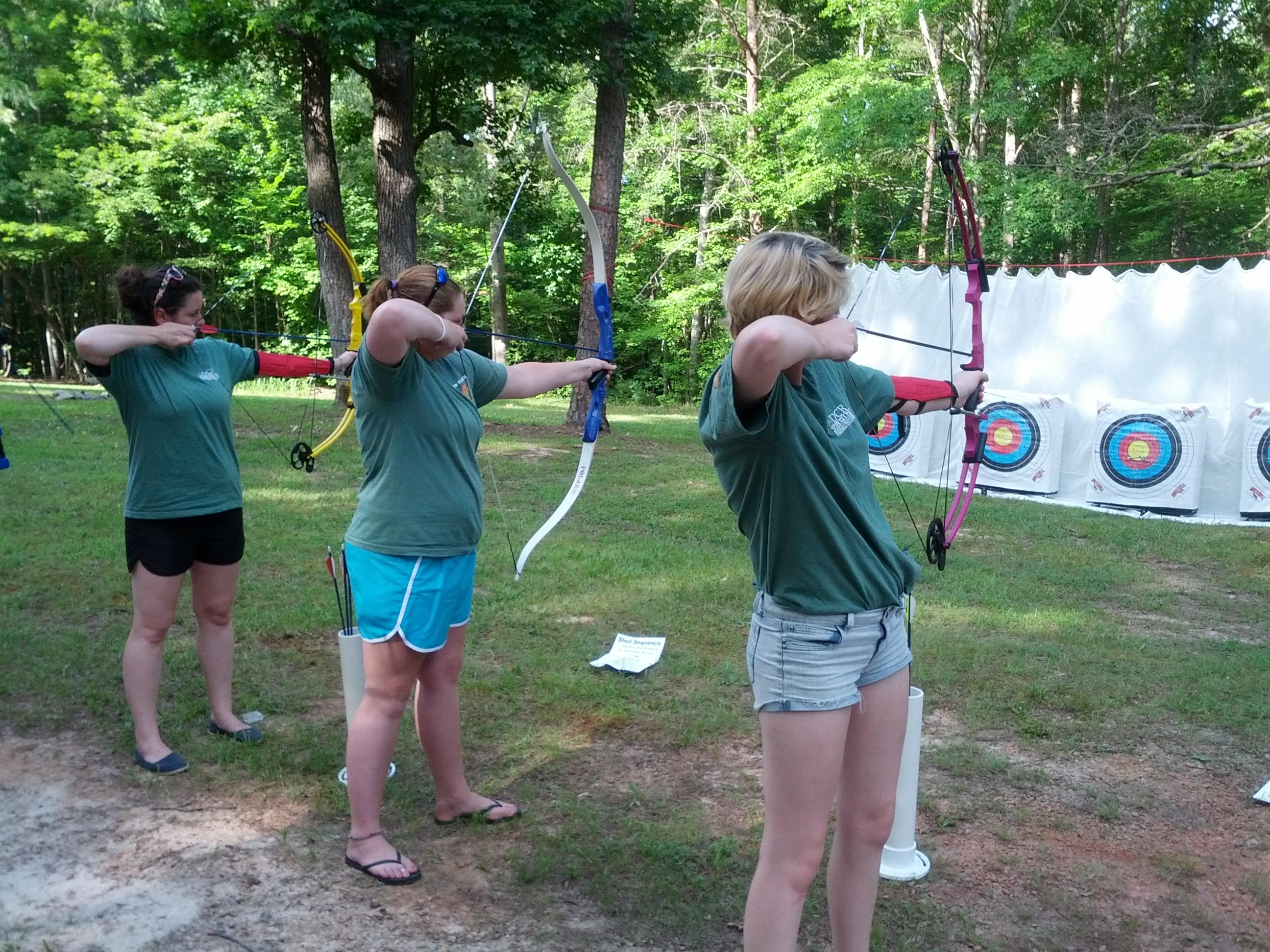 archery 21 arrow range - photo #43
