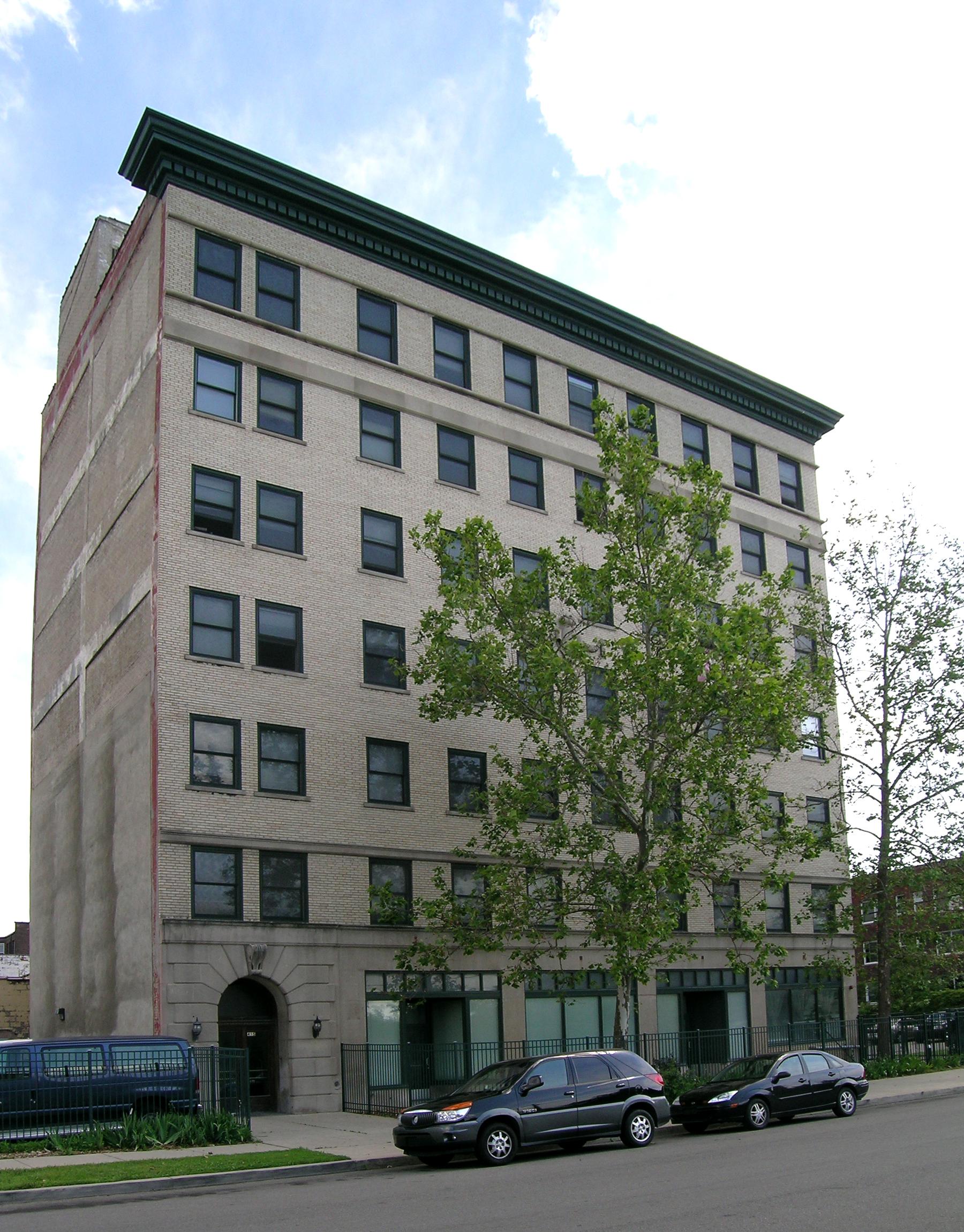 Architect Building