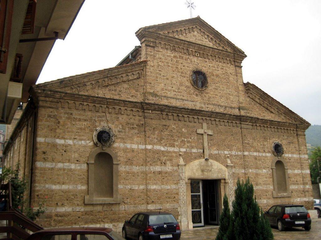 Die Kathedrale Unserer Lieben Frau von der immerwährenden Hilfe von 1870 in Prizren