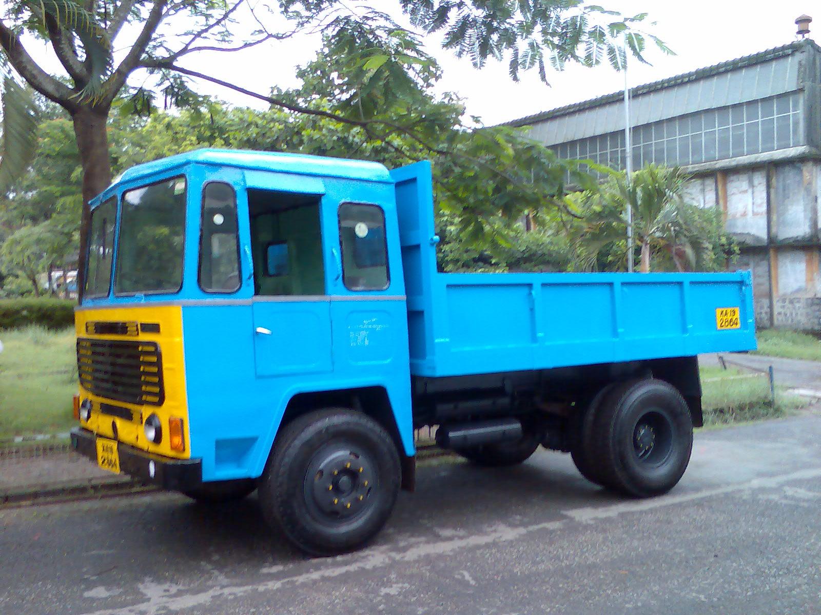 Ashok Leyland Tipper Truck