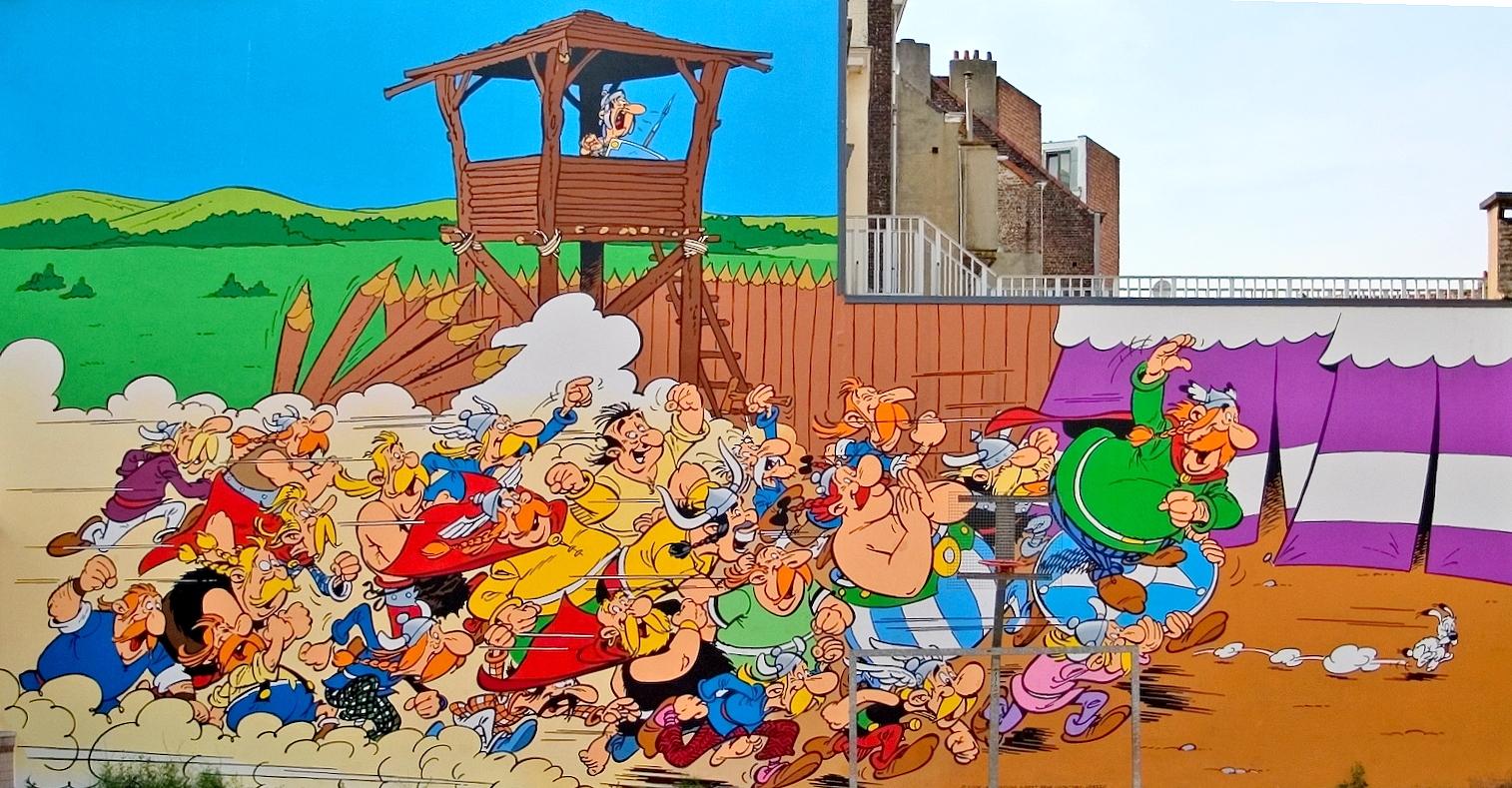 Liste De Personnages D Asterix Wikipedia