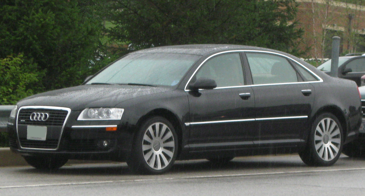 File Audi A8l 09 26 2009 Jpg Wikimedia Commons