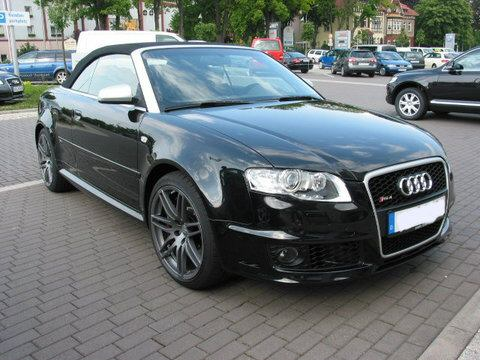 Audi on File Audi Rs4 B7 Cabriolet Front Jpg   Wikimedia Commons
