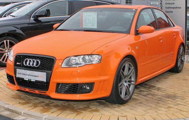 Audi A4 Premium Plus >> What were the exclusive colors for RS4? - AudiWorld Forums