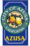 Official logo of Azusa, California