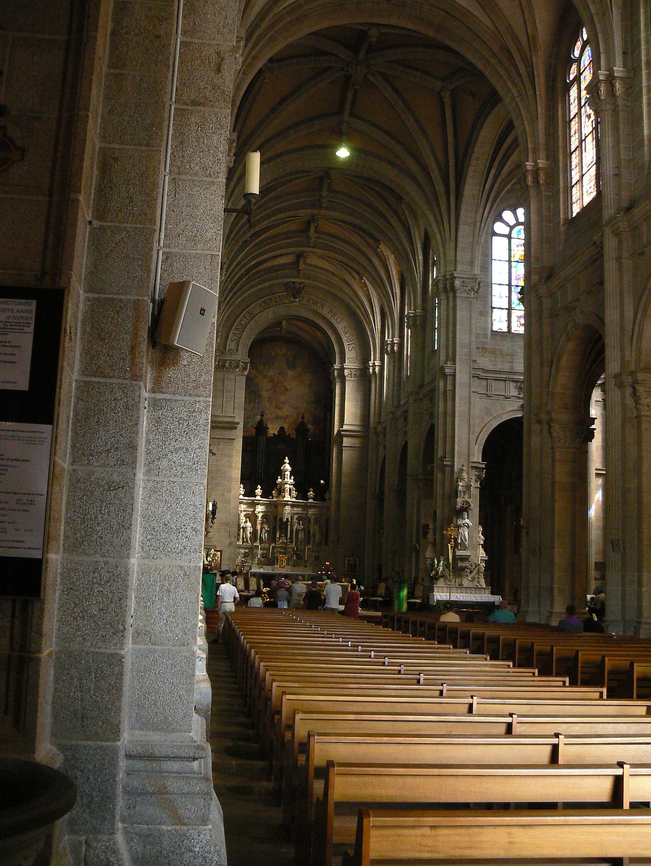 Architecte D Intérieur Auray file:basilique sainte-anne d'auray (intérieur 1)