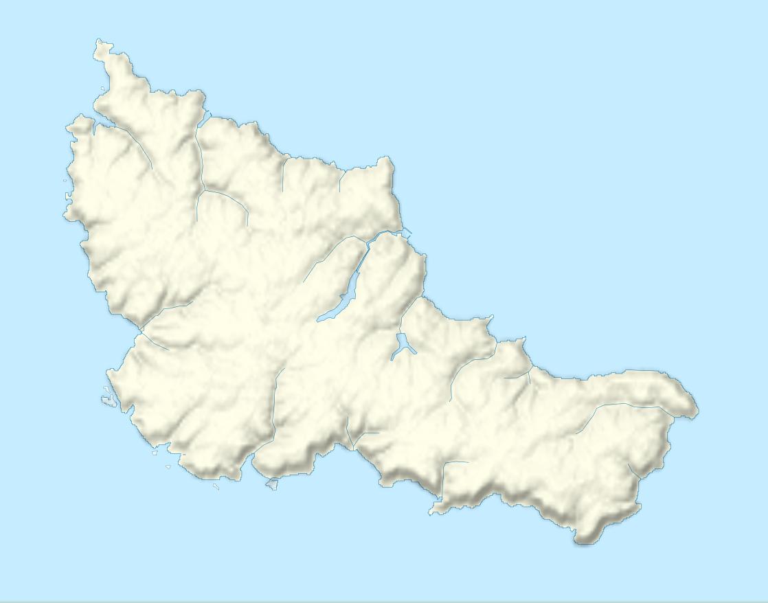 carte de belle ile File:Belle Île en Mer blank map.png   Wikimedia Commons